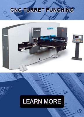 CNC Turret Punching